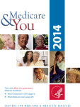 Medicare and You Guide Cover2014